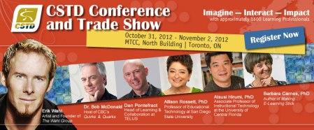 CSTD Conference